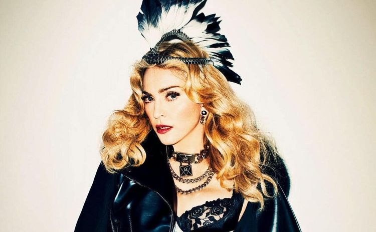 Мадонна биография личная жизнь семья муж дети  фото