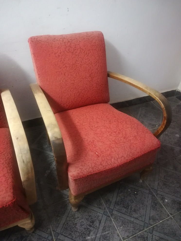 Odnawianie starych foteli