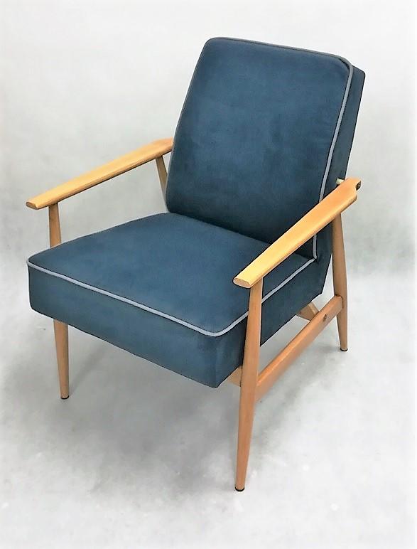 Tapicerowanie starych foteli PRL