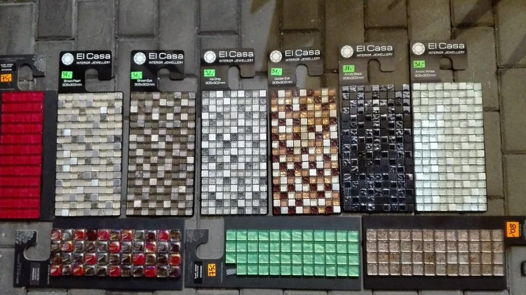 Mozaika z kafelków