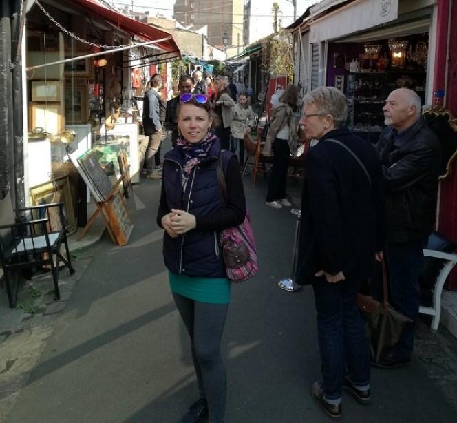 Targ staroci w Paryżu - fotorelacja z pobytu