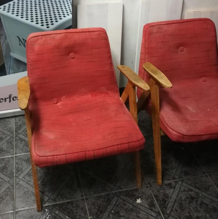 Jak odnowić fotele PRL