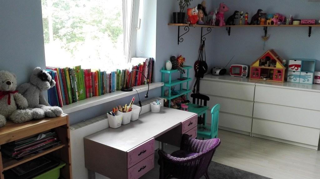 Pokój dzieci w wieku przedszkolnym