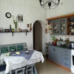 Kuchnia w stylu farm house