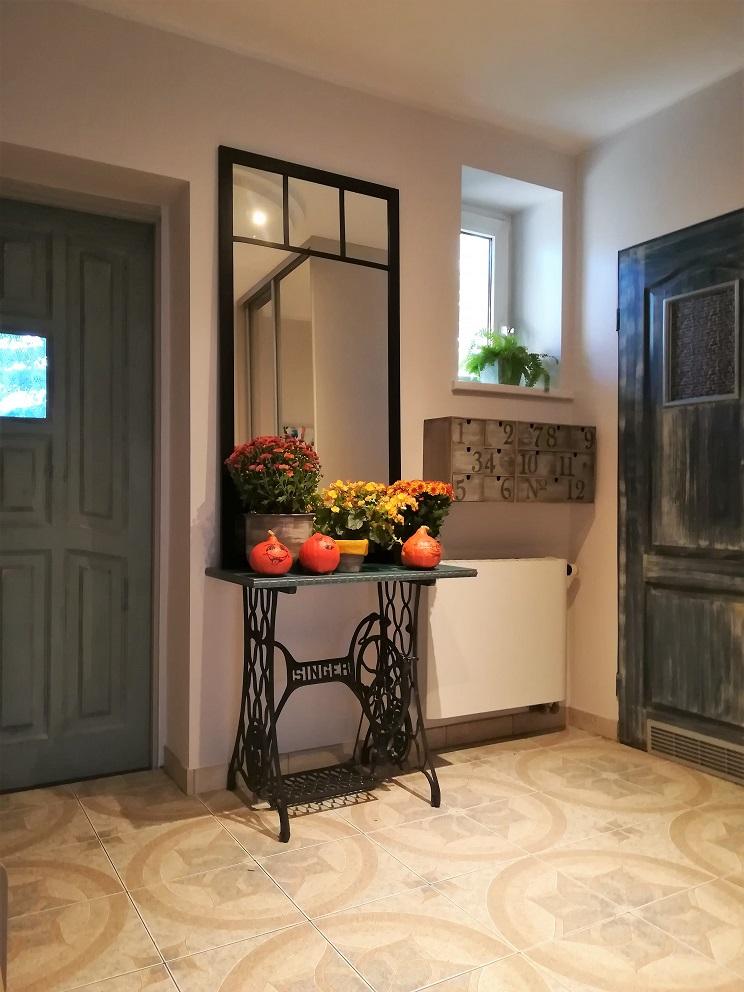 Kolorowe drzwi wewnętrzne
