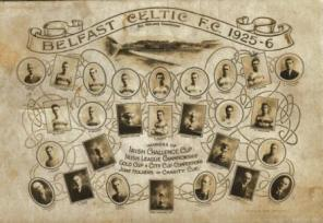 Formación del club en la temporada 1925-26