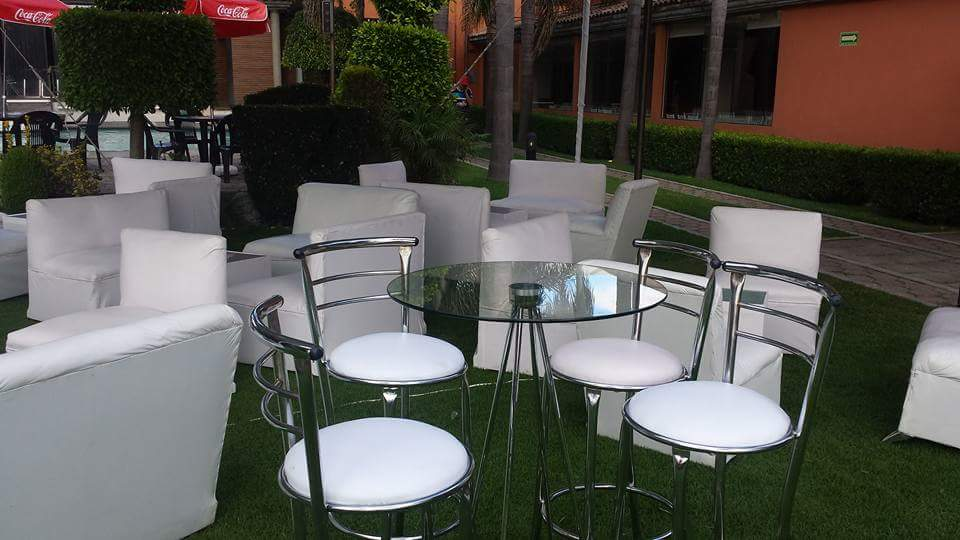 Renta de Salas Lounge en Puebla