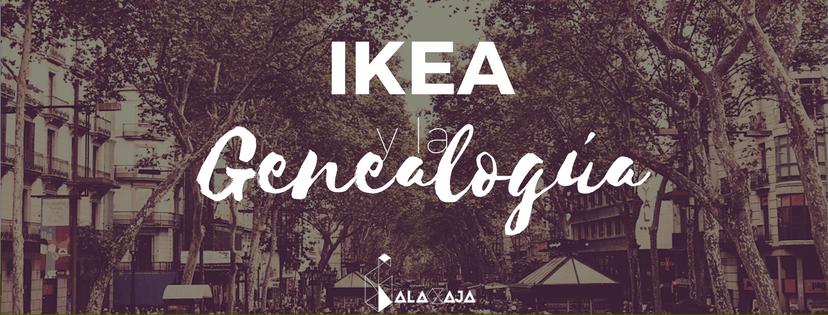 ikea y la genealogia