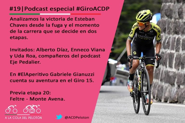 giro italia ciclismo podcast