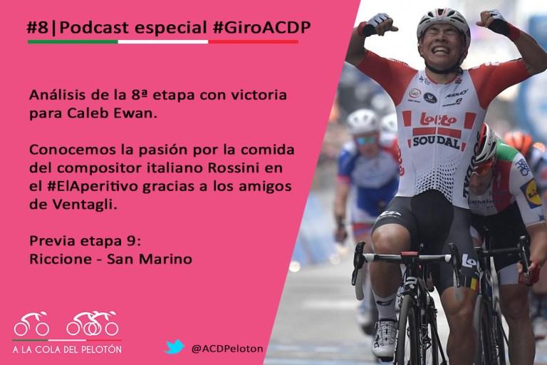 giro italia podcast ciclismo