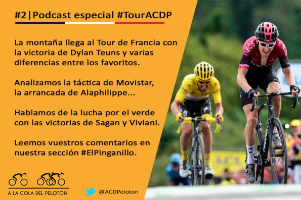 podcast ciclismo tour de francia
