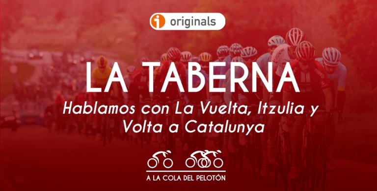 ciclismo podcast acdpeloton a la cola del peloton itzulia vuelta la vuelta volta a catalunya javier guillen