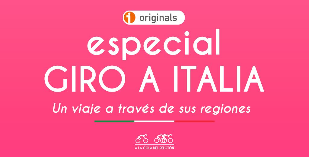 ciclismo podcast giro de italia