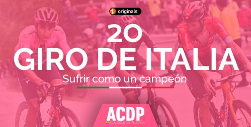 giro italia ciclismo podcast a la cola del peloton acdp originals ivoox