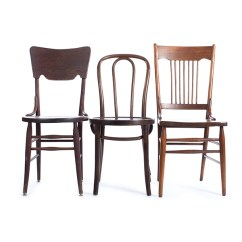 Antique Wood Chair Cheap Covers Edmonton Rental A La Crate Boutique Rentals Madison Wi Mismatched Wisconsin 250 Mile Radius Includes Milwaukee And