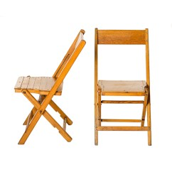 Vintage Wooden Chairs Table And For Toddlers Wood Folding Chair Rental A La Crate Rentals Wedding Wisconsin