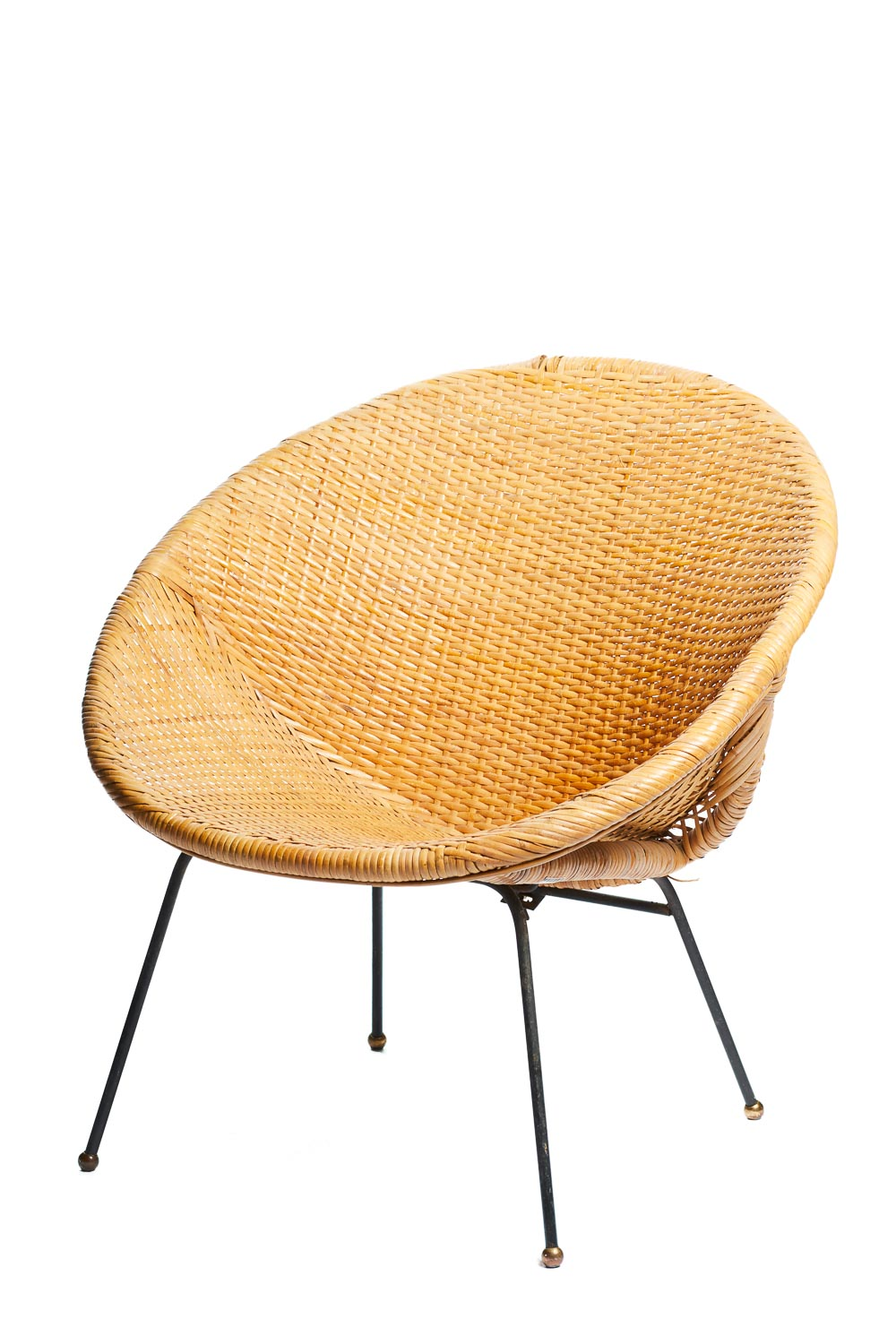 Satellite Chair Chair Wicker Round Mcm Satellite
