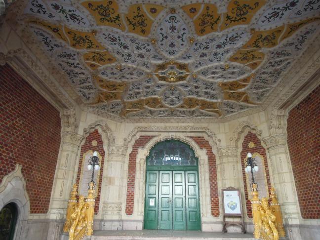 Közép-európai építészeti hálózatok kiállítás