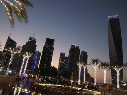 Dubai Marina karácsony ingatlan