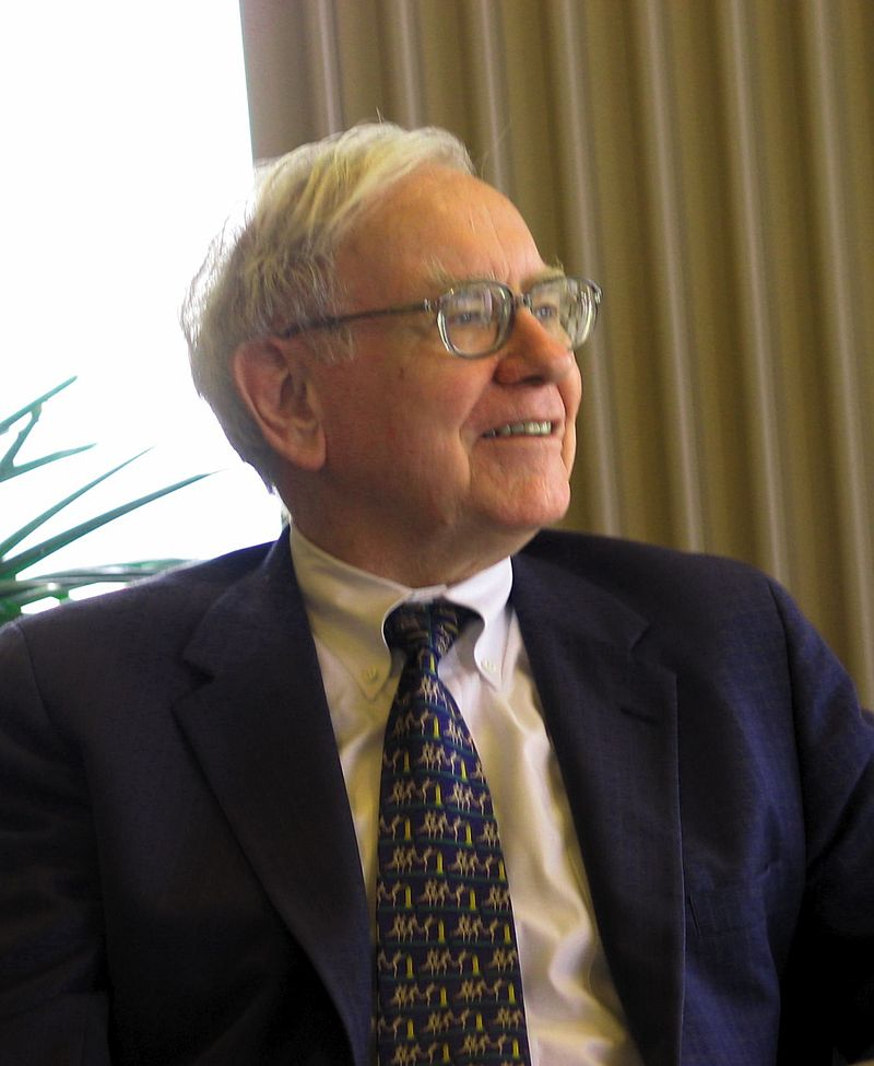 Warren Buffett ingatlanfejlesztő cégbe fektetett