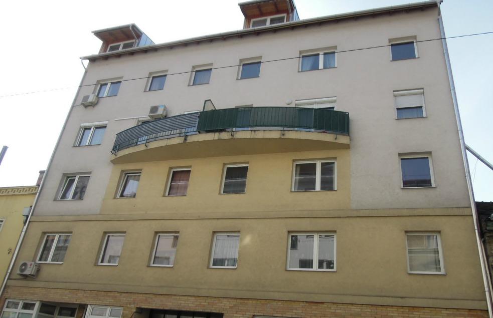 Több mint 300 %-os ár Budapest Dankó u lakás árverésen