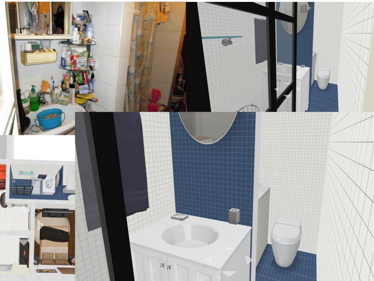 alacsonyjutalék design projekt másfél szobás lakás 2 kerület felhévíz Budapest