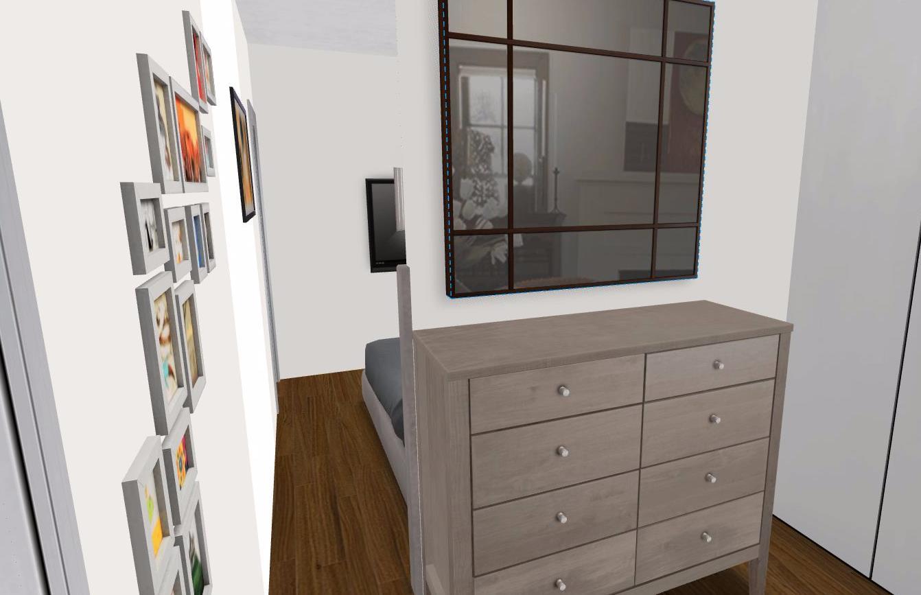 Tátra téri 2 szobás 52 négyzetméteres lakás berendezéséhez, felújításához néhány ötlet