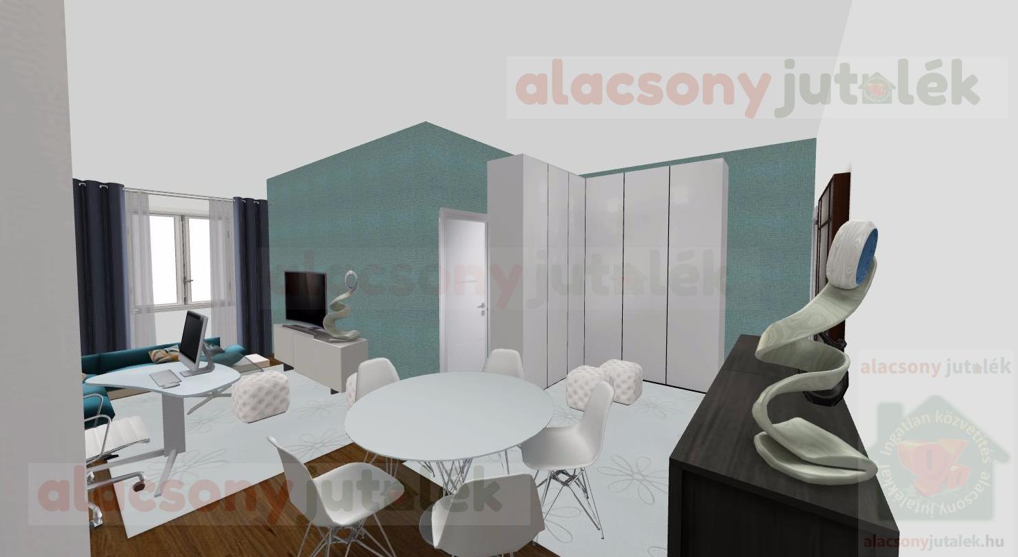 design az eladó 56 nm méretű magasföldszint 1 szoba + hallos társasházi lakásra Nagyzuglóban-alacsonyjutalek.hu - Megbízható, igényes, olcsó ingatlanközvetítő iroda. Az okos ingatlantulajdonosok partnere - ingatlanközvetítési jutalékunk 1%