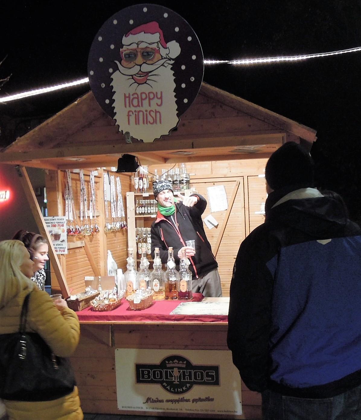 Karácsonyi vásár XII kerület