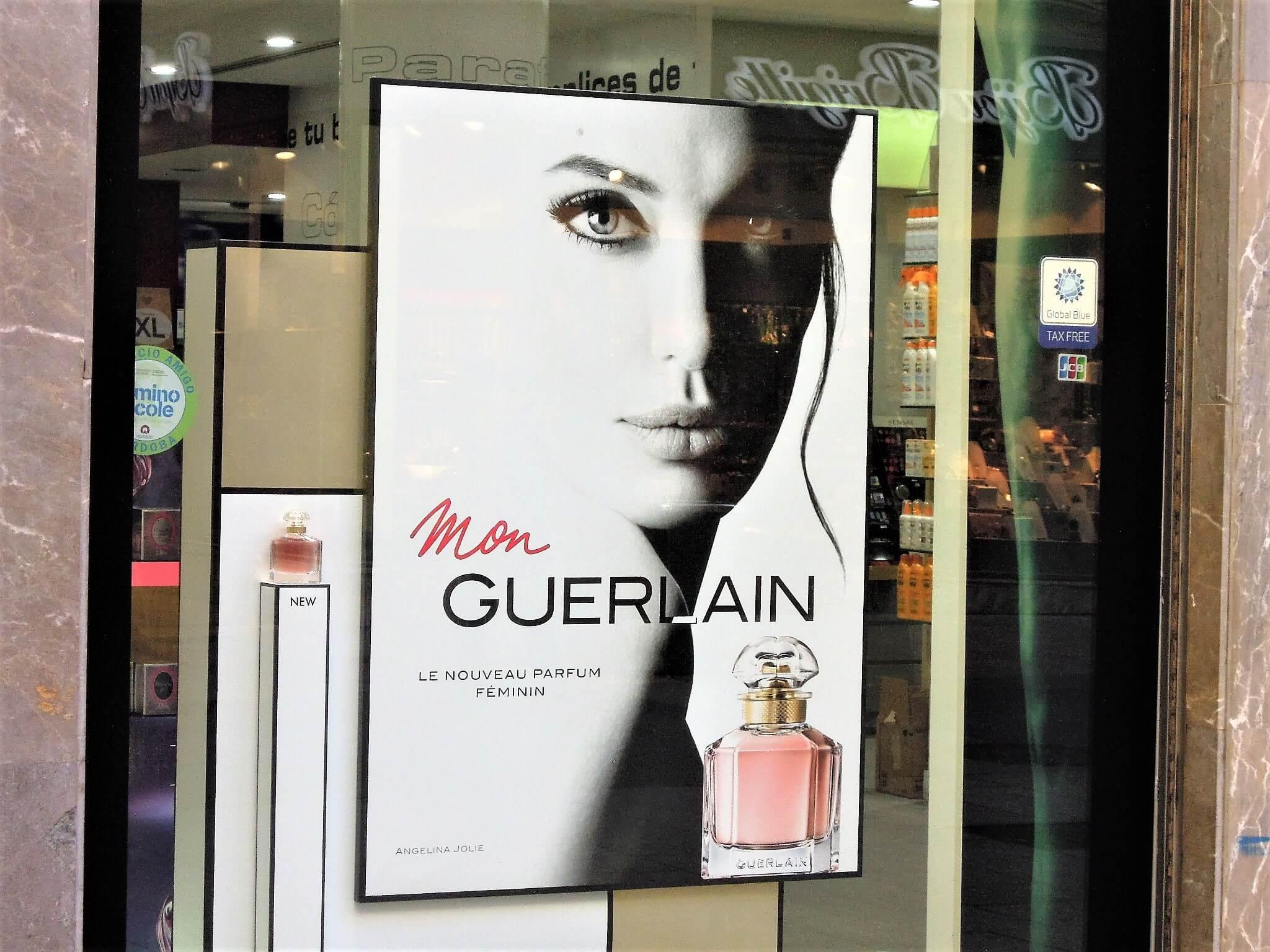 Hol készült Angelina Jolie Guerlain reklámja?