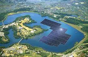 solarfarm japan