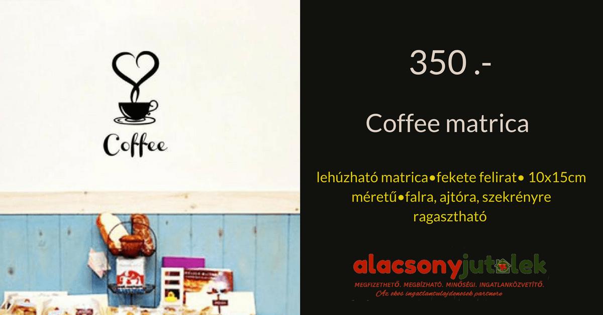 Coffee matrica -350ft