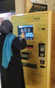 Dubai aranyautomata