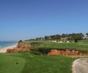 Világ legszebb golfpályája:  Algarve (Portugália)