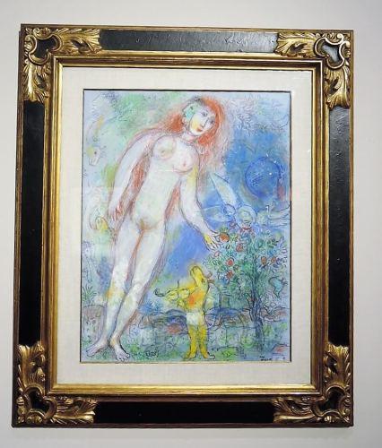 Art Basel Miami Beach Florida Chagall