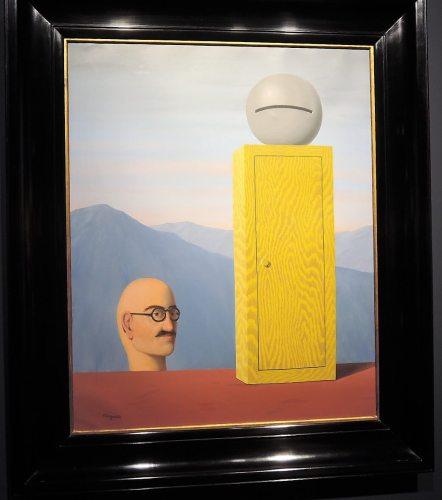 Magritte Art Basel Miami Beach Florida