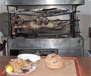 Albánia konyha étel