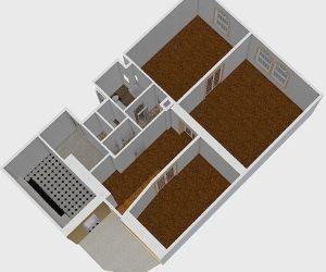 Eladó 3.5 szobás lakás-Budapest VII- Ligetváros