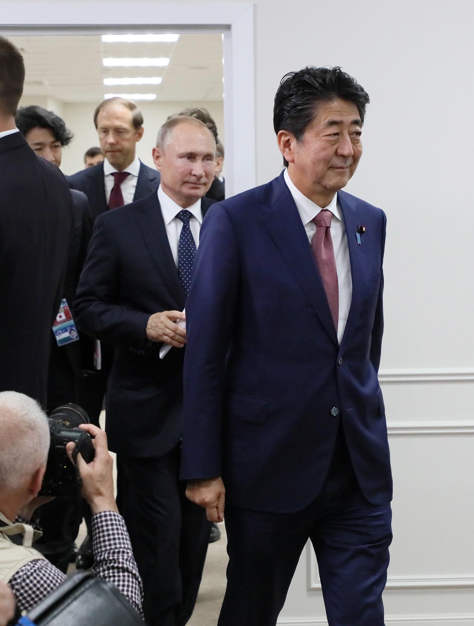 【北方領土】プーチン露大統領「スターリンがすべてを手に入れた。議論は終わりだ」
