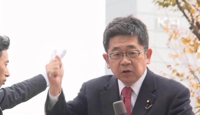 日本共産党が海自護衛艦「いずも」の名古屋港入港拒否要請