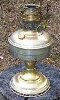 History of Aladdin Lamps