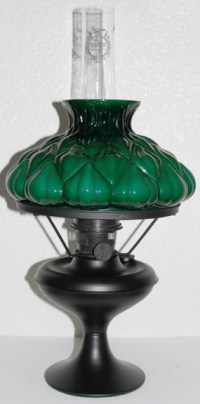 Aladdin model 23 100 year anniversary parlor lamp