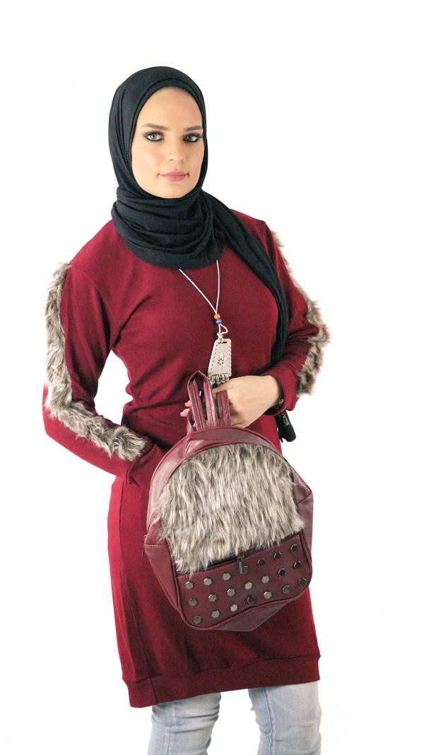 Tofisa Tunic Sweater (with bag)