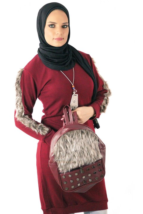 Tofisa Tunic Sweater (with bag)