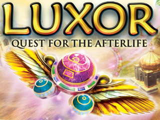 LUXOR Quest For The Afterlife Aladdins Arcade
