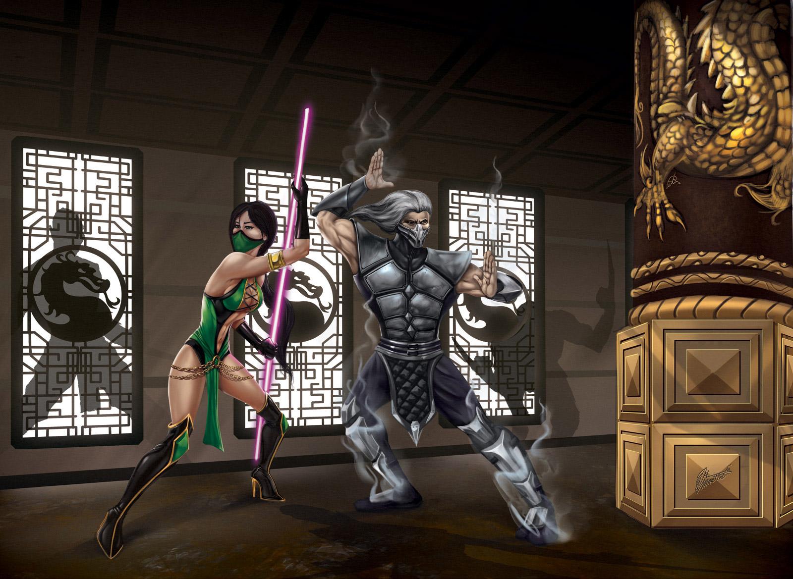 Mortal kombat sex porn jade opinion you