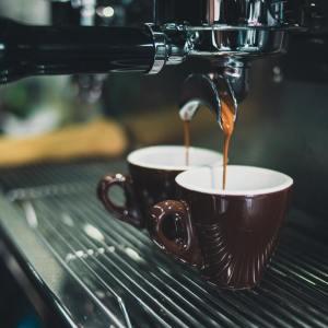 القهوة الاسبريسو