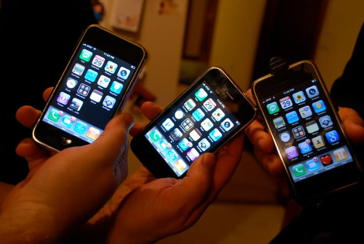 スマートフォン対応のネットカジノが増えている