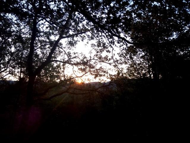 Amanecer en Andora