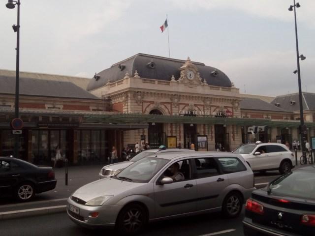 La Estación de Niza